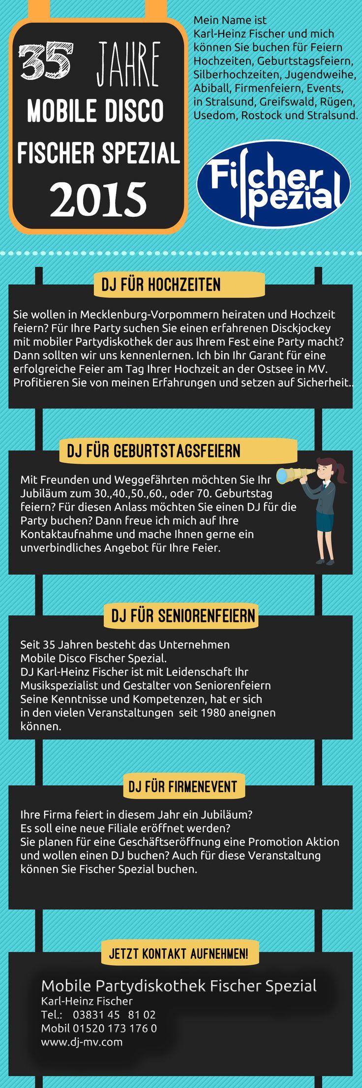 Hochzeits-DJ Karl-Heinz Fischer, Ihr Garant für eine unvergessliche Feier und Party im Baltic Saal der Seebrücke Sellin auf der Hochzeitsinsel Rüghen.