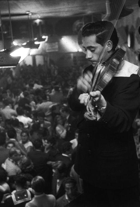 Vina del Mare 1957 Photo: Sergio Larrain