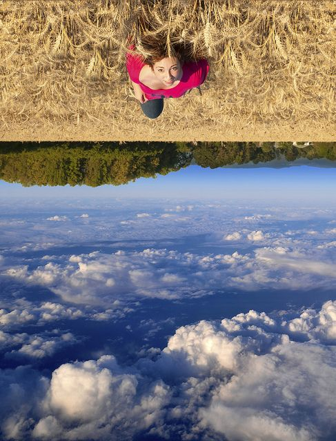 Upside Down by Photo Extremist, Evan Sharboneau