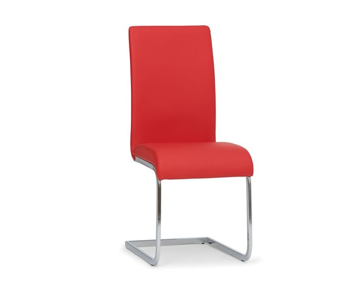 BOSTON - Dining Chair - Red