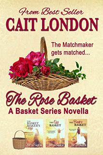 Awesome Novels: The Rose Basket by @CaitLondon #NewRelease for #Kindle ...