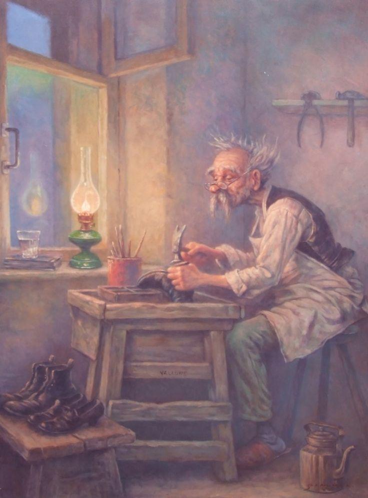 Shufflish (Csoszogi) - artist: Szász Endre László