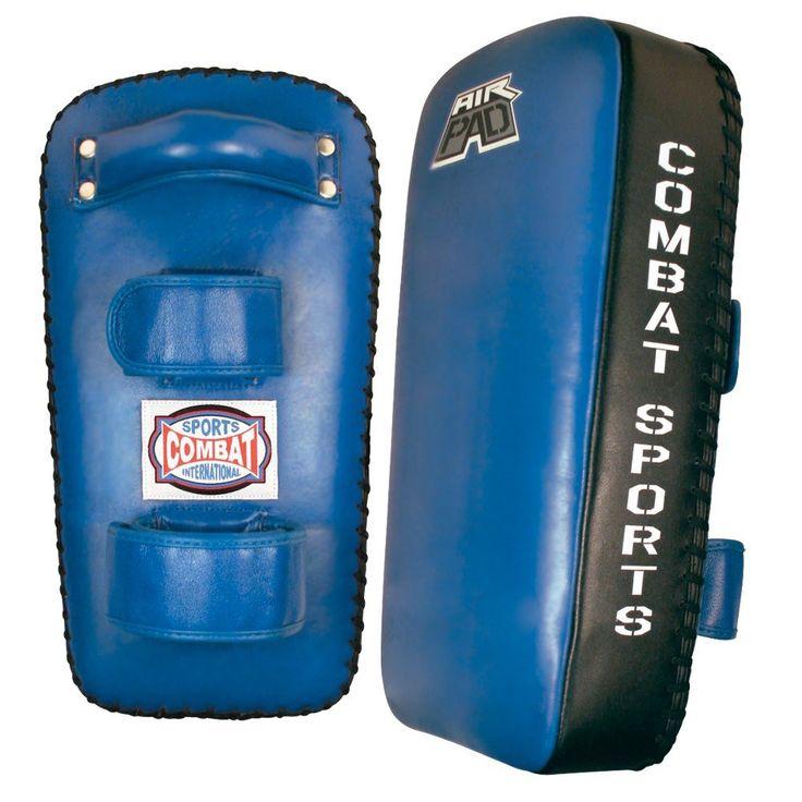 Combat Sports ATPAD1 Muay Thai Pads - Blue/Black