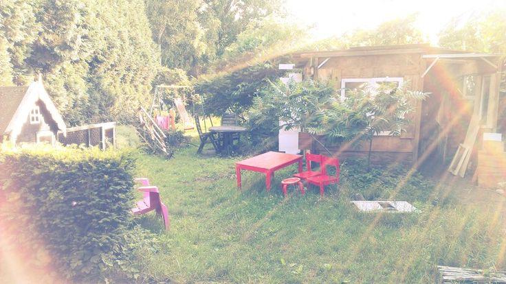 Overview festival-style @ my backyard
