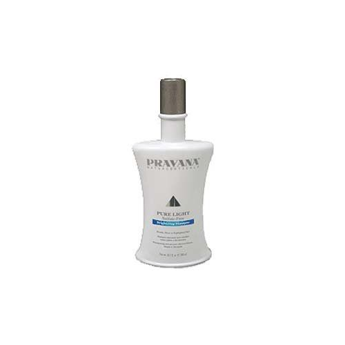 Amazon.com: Pravana Pure Light Sulfate-free Brightening Shampoo for Blonde Silver or Highlighted Hair 10.1oz(300ml): Beauty