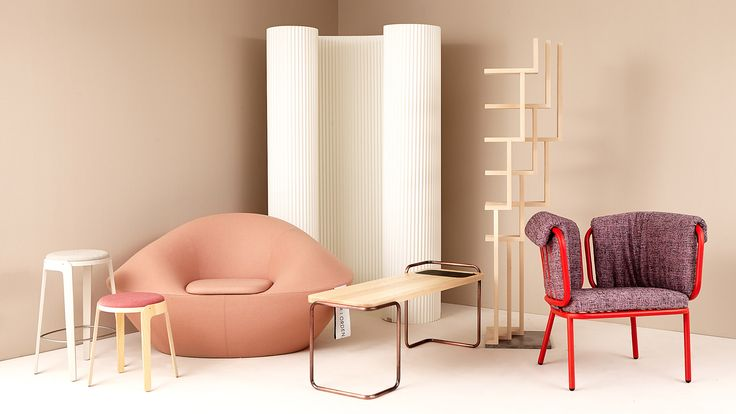Students from Beckmans College of Design in Stockholm have created six furniture prototypes in response to briefs by Swedish brands Blå Station, Gärsnäs, Johanson Design, Källemo, Massproductions and Materia.