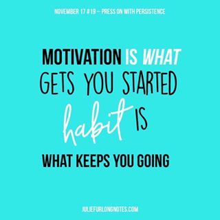 A collection of inspirational and happy posts about positive habits to motivate you to keep things simple, while maintaining a positive outlook. #LifeExperience