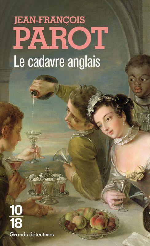 LE CADAVRE ANGLAIS - Jean-François PAROT