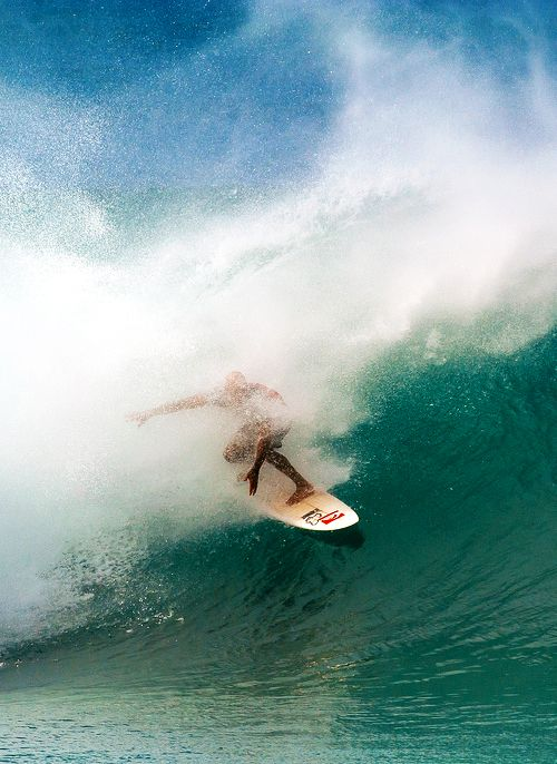 surf4living:  who else but the king? ph: joe marquez