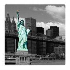 New York falikép