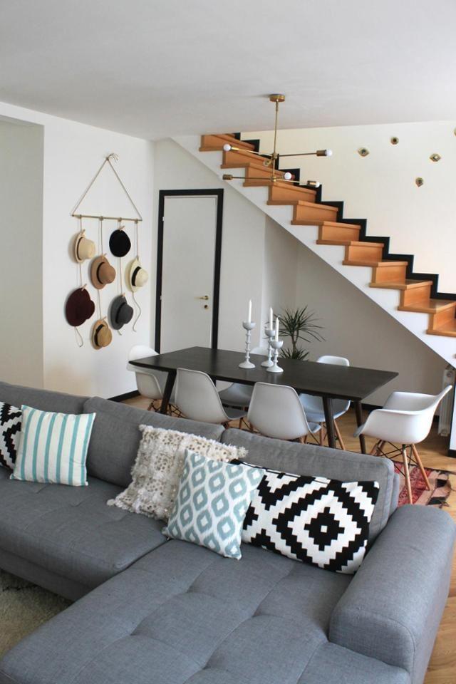 Die besten 25+ Wohnesszimmer einrichten Ideen auf Pinterest - coole wohnzimmer deko