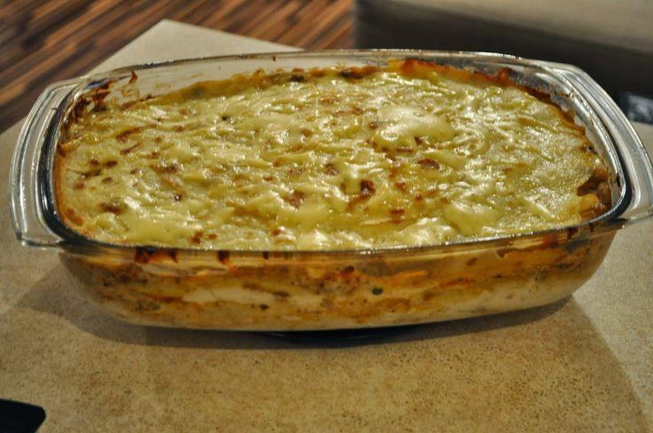 Lasagne z naleśników