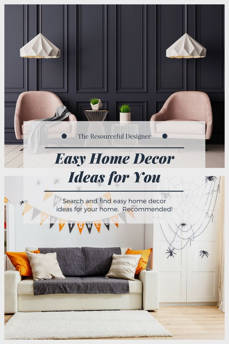 Easy and Simple Home Decor Creative Ideas - Including These Trouble ...