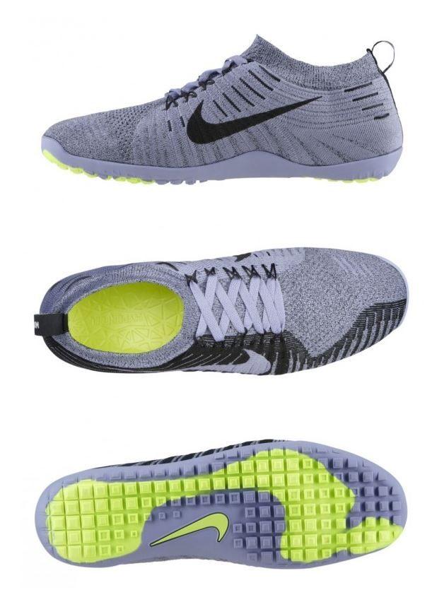 01e2fc2ee3621 ... iron purple 596249 Nike Free Hyperfeel BlackIron Purple-Volt-Violet Ice  Sneakers Pinterest Nike ...