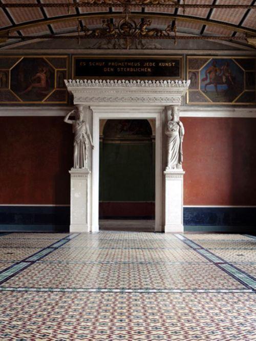 Niobiden Saal - Niobid Room, Neues Museum, Berlin
