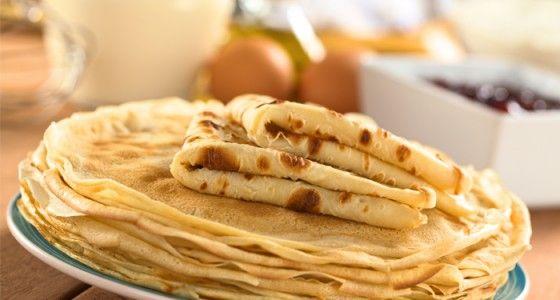 Συνταγή για κρέπες από την Αργυρώ Μπαρμπαρίγου   Αυτή είναι η ιδανική συνταγή για να φτιάξετε ζύμη για τέλειες γλυκιές και αλμυρές κρέπες