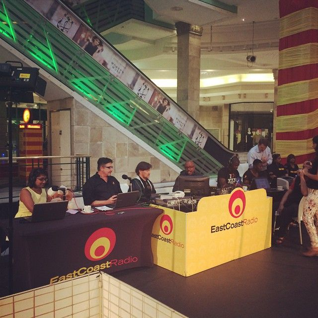 The whole team hard at work live from Corporate Day #ECRToyStory