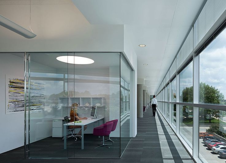 Hdr opens new omaha headquarters office spaces office for Architecture firms omaha ne