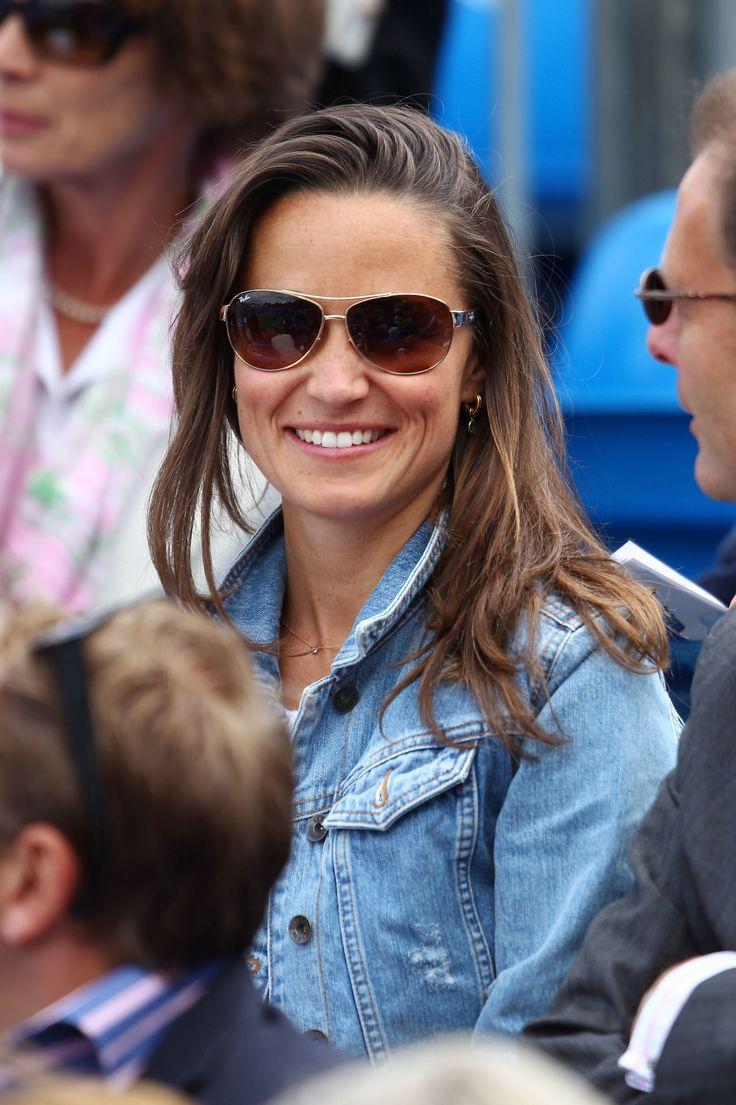 Londyn, Anglia - 09 czerwca: Pippa Middleton