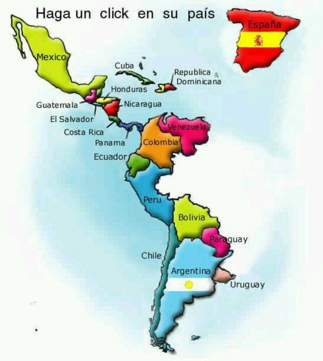 Spanish-speaking countries....Necesitamos anadir los E.E.U.U.--es clasificado como un pais que habla espanol tambien.