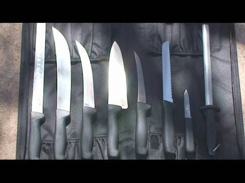 Mundial Competition BBQ Knife Set -Fire Pit Tested by the BBQ Pit Boys