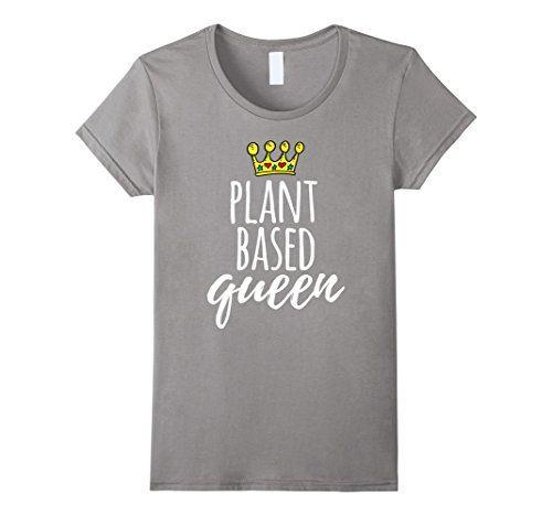 >> Click to Buy << Women's Vegan Vibes: Plant Based Queen T-Shirt Femme Hipster Brand Fashion Harajuku Kawaii Punk Tops Printing T Shirt #Affiliate
