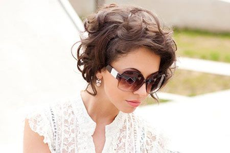 Great Short Curly Hairstyles