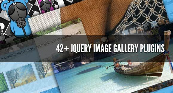 42+ Jquery Image Gallery Plugins