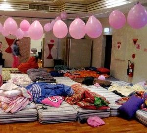 slumber party decoration ideas | Tips for Surviving a Sleepover