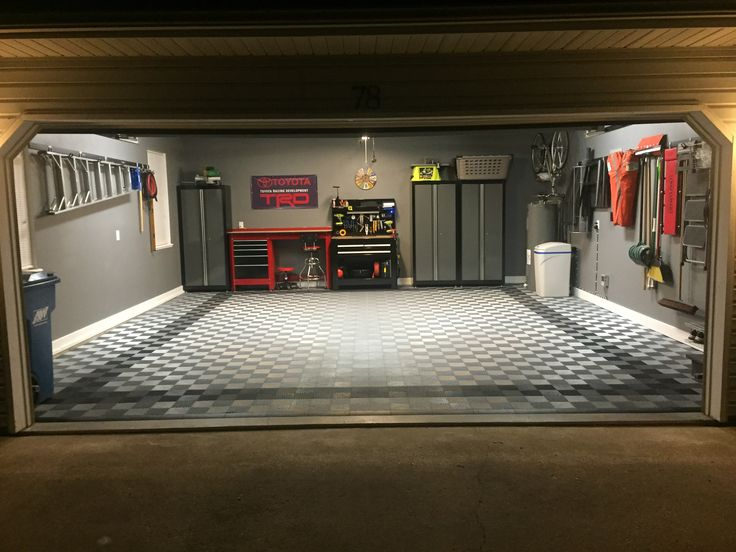 17 Best Ideas About Garage Floor Tiles On Pinterest