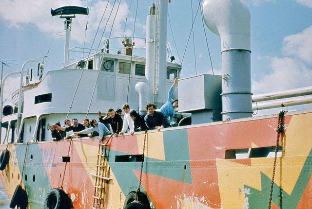 Mebo II (Radio Noordzee)