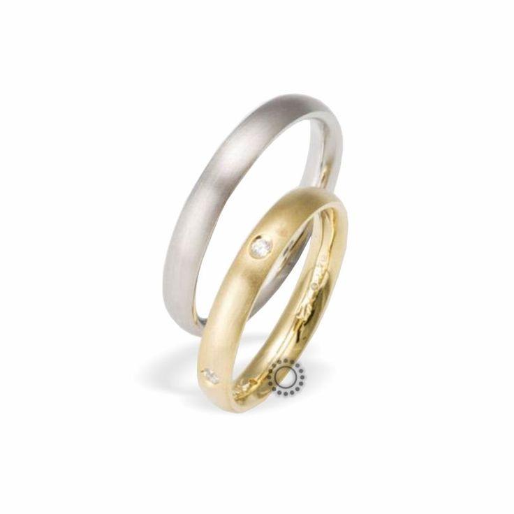 Βέρες γάμου Facadoro 14Α/14Γ - Ένα απλό και διαχρονικό σχέδιο από ανατομικές βέρες FaCadoro | Βέρες γάμου ΤΣΑΛΔΑΡΗΣ στο Χαλάνδρι #βέρες #βερες #γάμου #λευκόχρυσος #χρυσός