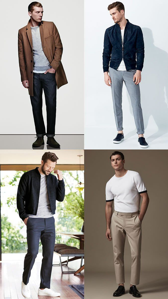 Top 3 Smart Casual Looks For Men Lifestyle By Ps