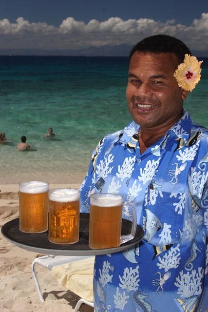 Fiji Bitter please!