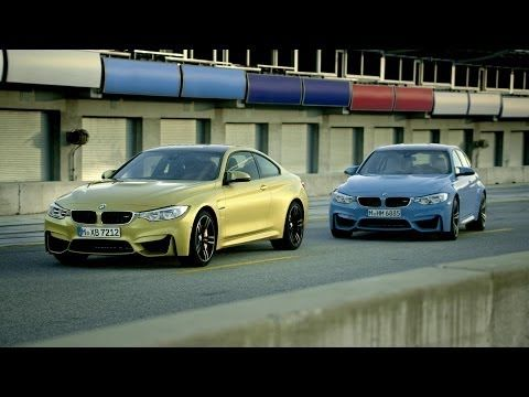 BMW M3 Sedan & BMW M4 Coupe Official Launch Film