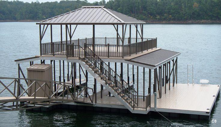 7 Best Dock Ideas Images On Pinterest Boat Dock