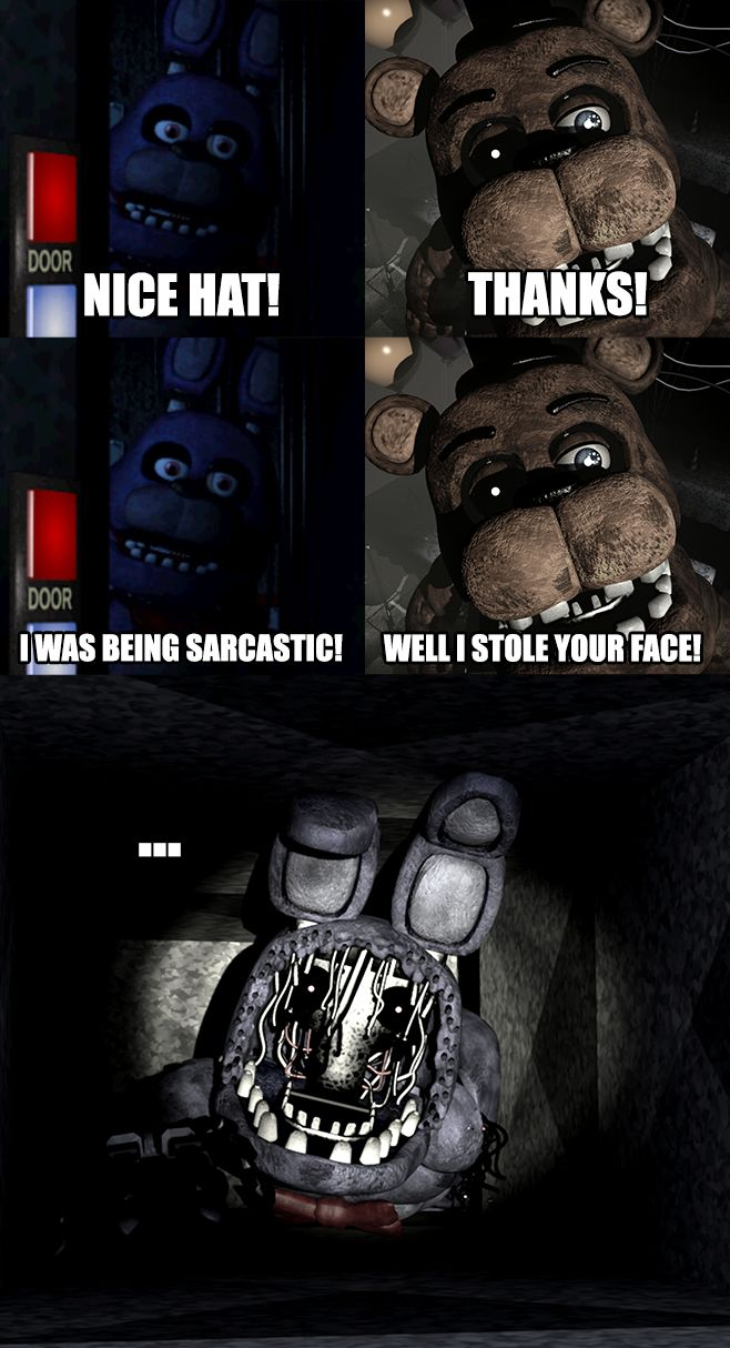 How to get rid of bonnie in fnaf 2