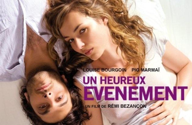 Un Heureux Evénement Septembre 2011 Avec Pio Marmaï et Louise Bourgouin
