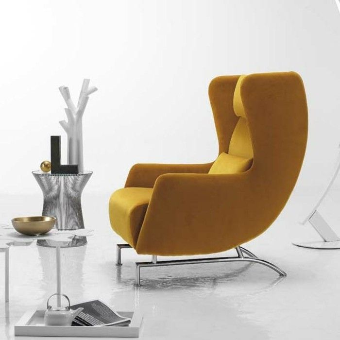 Fauteuil relax design oeuf