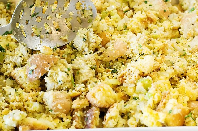 Thanksgiving Stuffing   The Pioneer Woman Cooks   Ree Drummond