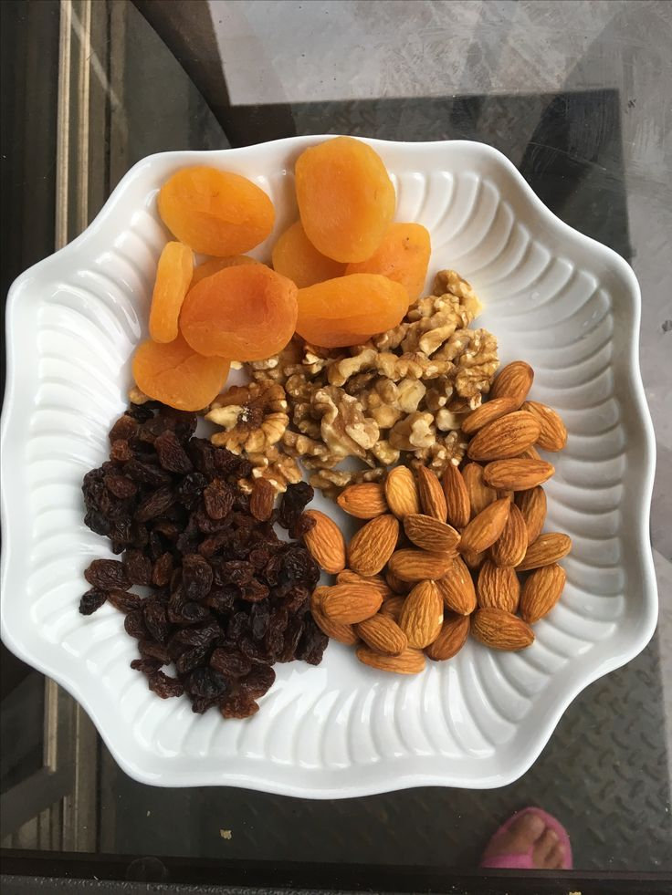 Mixed healthy nuts... (protein)