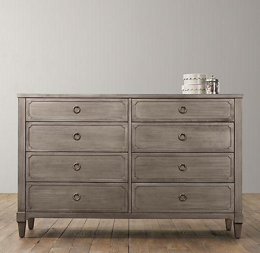 Tatum Wide Dresser | Dressers | Restoration Hardware Baby & Child