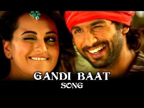 Gandi Baat Song ft. Shahid Kapoor, Prabhu Dheva & Sonakshi Sinha | R...Rajkumar