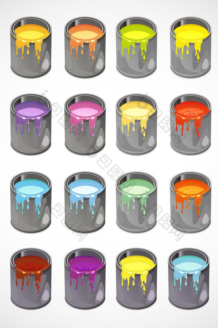 Vector Paint Bucket Spray Icon Graphic Png Images Ai Free Download Pikbest Free Graphic Design Paint Buckets Graphic