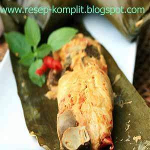 Resep Pepes Jamur