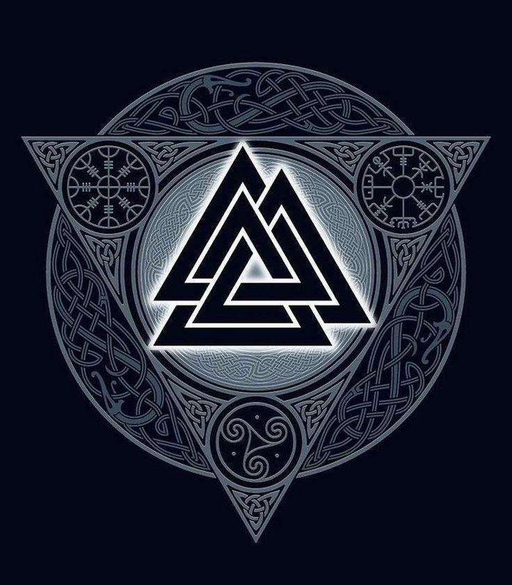 Les 25 meilleures id es de la cat gorie tatouage viking sur pinterest rune viking symboles - Tatouage rune viking ...
