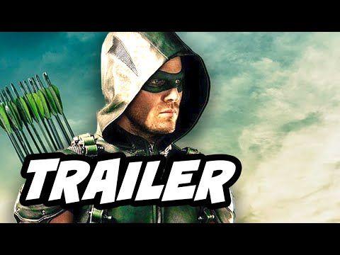 Arrow Season 4 Official Trailer Breakdown - Green Arrow - YouTube