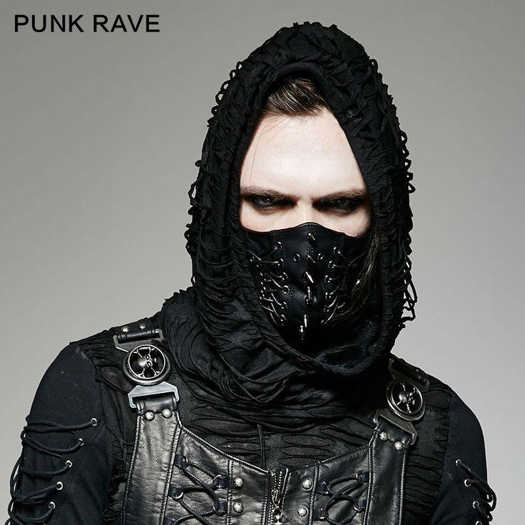 Cheap Punk Rave Brand New Gothic Steampunk Uomini alla moda fahison Pin MASCHERA S182, Compro Qualità Maschere e occhiali direttamente da fornitori della Cina: Punk Rave Brand New Gothic Steampunk Uomini alla moda fahison Pin MASCHERA S182