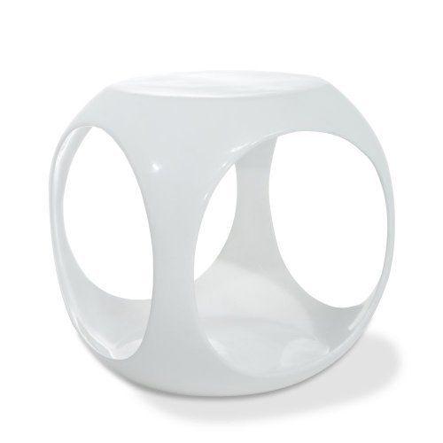 Avenue Six Slick Cube Occasional Table, White by Avenue Six, http://www.amazon.com/dp/B000S6O72S/ref=cm_sw_r_pi_dp_XRCqsb0890S10