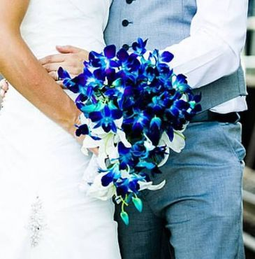 Blue Wedding Flower Bouquets | blue-orchid-bouquet-wedding-bouquet.365.jpg